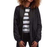 Volcom Womens In My Lane Jacket Black