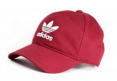 2f1cc6268b9 Adidas Originals A-Frame Cap Night Red - Boardvillage