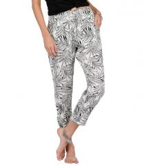 Volcom Womens In My Lane Pant Vintage White