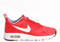 Nike Air Max Tavas Track Red / White - Wolf Grey