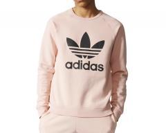 Adidas Originals Trefoil Sweatshirt Vapour Pink