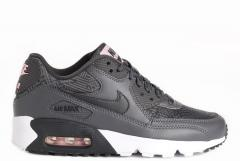 Nike Air Max 90 Mesh Dark Grey / Anthracite / White - Prism Pink