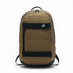 Nike SB Courthouse Backpack Golden Beige / Black - White