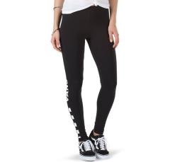 Vans Womens Chalkboard Leggings Black