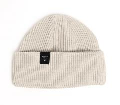Makia Merino Cap Light Grey