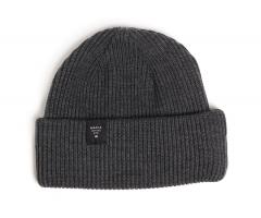 Makia Merino Cap Dark Grey