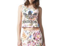 Adidas Womens Floralita Tank Top