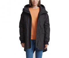 Makia Womens Field Jacket Black