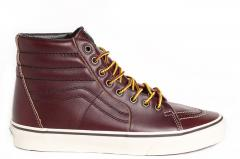 Vans SK8-HI (Ground Breakers) Rum Raisin / Marshmallow