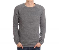 Gabba Larry O-Neck Knit Grey Melange