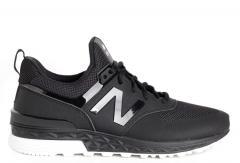 New Balance 574 Sport Black / Black / White