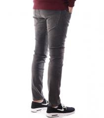 Wrangler Bryson Reflex Denim Skinny Jeans Grey