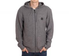 Rip Curl Slubby Sweater Pewter Grey