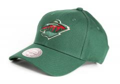 Mitchell & Ness Low Pro Minnesota Wild Green