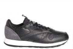 Reebok Classic Leather IT Black / Coal / White
