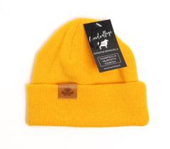 Boardvillage Merino Tervatynnyri Beanie Yellow