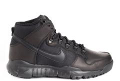 Nike SB Dunk High Boot Black / Black