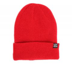 Cloything Burglar Beanie Red