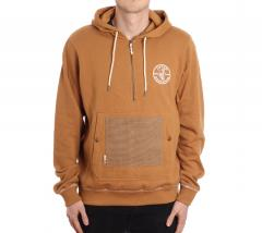 LRG Utility Fleece Anorak Chipmunk