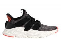 Adidas Prophere Core Black / Core Black / Solar Red