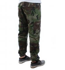 Nike SB Flex Pant FTM ERDL Medium Olive