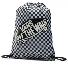 Vans Benched Bag Black / White Checker