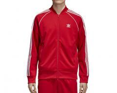 Adidas Originals SST Track Jacket Scarlet