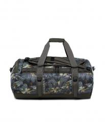 The North Face Base Camp Duffel Medium TNF English Green Tropical Camo / New Taupe Green