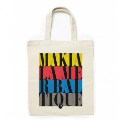 Makia Do Or Die Tote Bag Ecru
