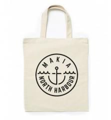 Makia Crown Tote Bag Ecru