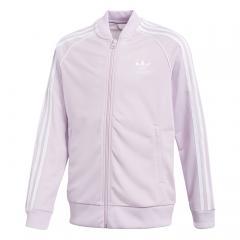 Adidas Junior SST Track Jacket Aero Pink