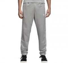 Adidas 3-Stripes Sweat Pants Medium Grey Heather