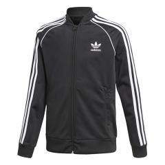Adidas Youth SST Track Jacket Black