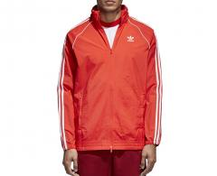 Adidas SST Windbreaker Hi-Res Red