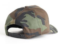 New Era Camo Metal Hero A-Frame Snapback Superman