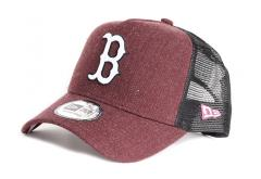 New Era Seasonal Heather Trucker Boston Red Sox