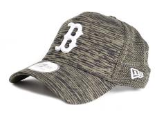 New Era Engineered Fit A-Frame Red Sox Olive