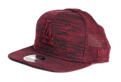 New Era 9Fifty Engineered Fit Dodgers Maroon