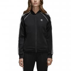 Adidas Womens SST Track Jacket Black