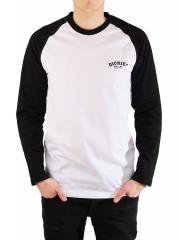 Dickies Baseball LS Tee Black