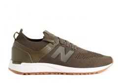 New Balance Womens 247 Decon Trench / White