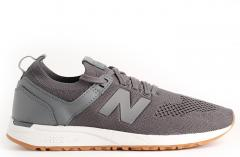 New Balance Womens 247 Decon Castlerock / White