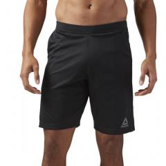Reebok Speedwick Knitted Shorts Black