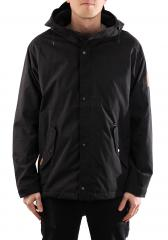 Makia Raglan Jacket Black