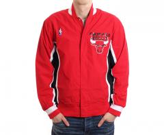 Mitchell & Ness 92-93 Authentic Warm Up Jacket Bulls