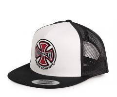 Independent Truck Co. Mesh Cap White / Black