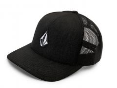 Volcom Full Stone Cheese Cap New Black