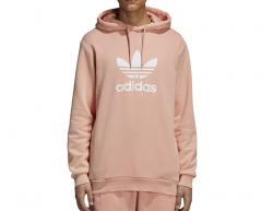Adidas Originals Trefoil Warm-Up Hoodie Dust Pink