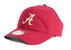Mitchell & Ness Workmens Strapback Alabama Red