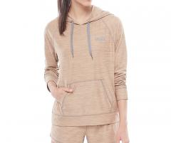 Vans Womens Crossings Hoodie Apricot Ice
